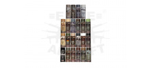 Vopsea Camuflaj 400 ml Dark Brown [FOS]