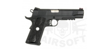 Replica M1911 Gladiator Crixus - BLACK [APS]