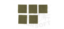 Patch set casca mod. 3 - Olive