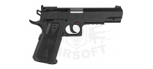 Pistol airsoft Colt 1911 Co2 [CyberGun]