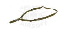 Curea tactica Heavy Duty Bungee 1 punct - Olive[CS]