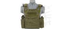 Vesta tactica Jump Plate Carrier - Olive [8FIELDS]