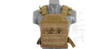 Vesta tactica Assault Plate Carrier - Tan [8FIELDS]
