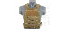 Vesta tactica Carrier Plate - Multicam [8FIELDS]