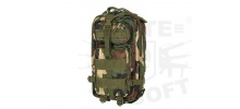 Rucsac Modular Medium Assault 15L - Woodland [8FIELDS]