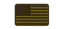 Patch US Flag - Olive [TMC]