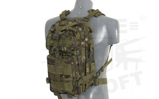 Rucsac Modular Medium Assault 15L - MT [8FIELDS]