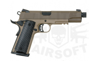 Pistol airsoft Colt 1911 R28 - Dark Earth [Army Armament]